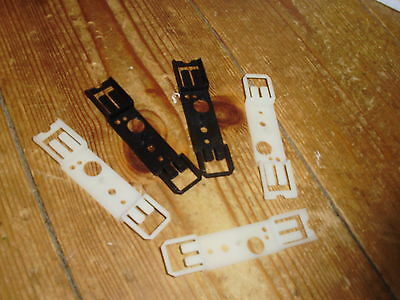 Lot of 5 unused Corgi Classic car plastic suspension braces