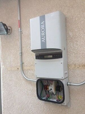 Power-One Aurora PVI-4.6-I-OUTD-S-US-NG Inverter