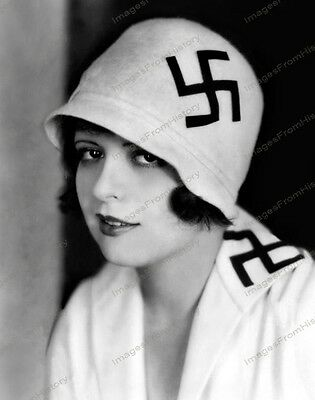 8x10 Print Clara Bow Beautiful Studio Portrait #65763233