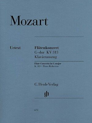 Mozart Concerto No. 1 in G Major K. 313 Sheet Music for Flute & Piano  051480673