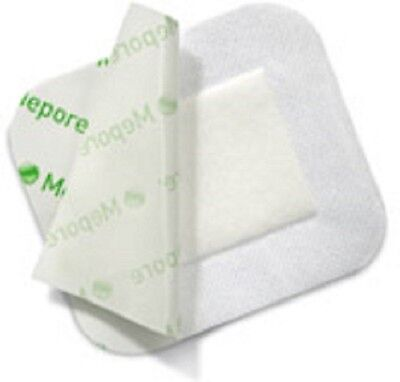 Mepore 9 x10cm Sterile Adhesive Dressings (box of 50) First-Aid