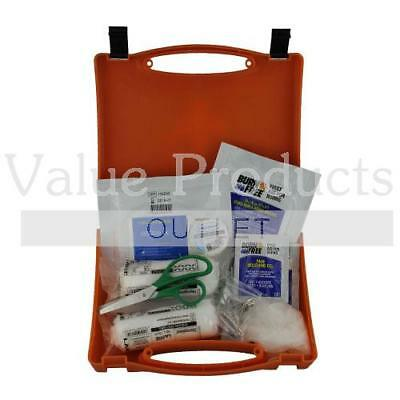 Quality Scalds / Burns First Aid Kit - Kitchen Catering Business Workplace Kit