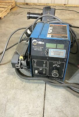 Miller Electric S-64M Microprocessor Wire Feeder