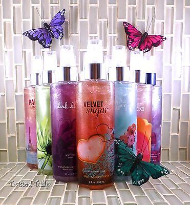 Bath and Body Works SHIMMER MIST