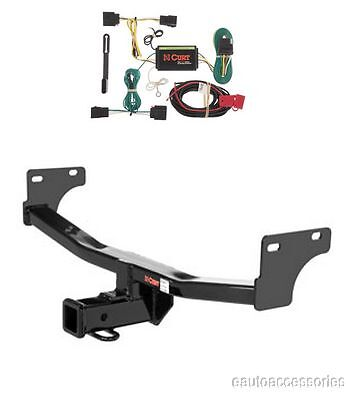 Class 3 Trailer Hitch w/ Wiring fits Jeep Patriot Curt 13081-56333