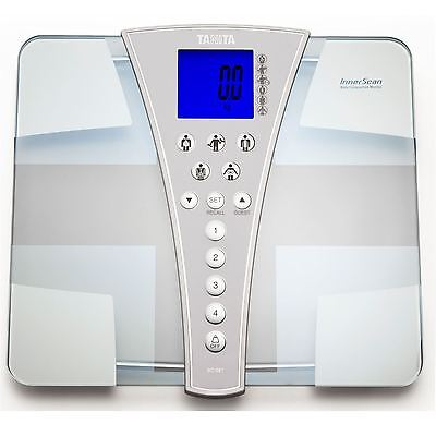 Tanita BC587 Innerscan High Capacity Body Composition Monitor Scale BC-587 New
