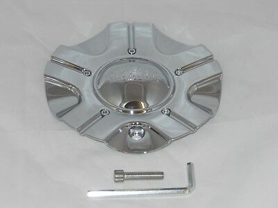 DEVINO 430 CAP DV430 EMR0430-TRUCK-CAP DEVINO ADANA WHEEL RIM CHROME CENTER CAP