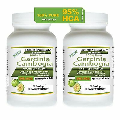 Viva Oasis Pure Garcinia Cambogia Extract with 60% HCA 1000mg of Pure and Potent Garcinia