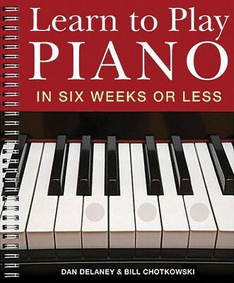 THE Original Piano Chord Finder - Compact Reference Library Book NEW