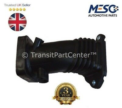 Air Inlet Manifold Turbo Hose Pipe Tube Ford Focus & C-Max 1.6 90 Ps Dv6 2005 On