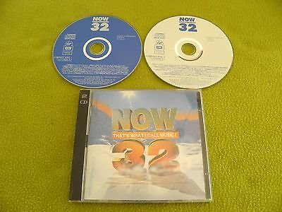 Now That's What I Call Music 32 - Original 2xCD - U2 Queen Oasis Blur Pulp Cher