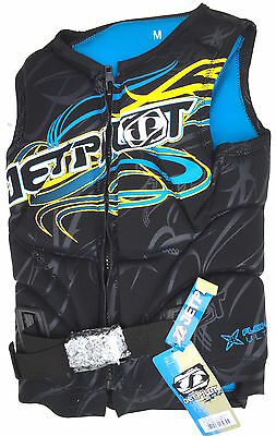 JetPilot TECHTONIC Ladies PWC / Wakeboard Impact Buoyancy Vest, Small. 51415