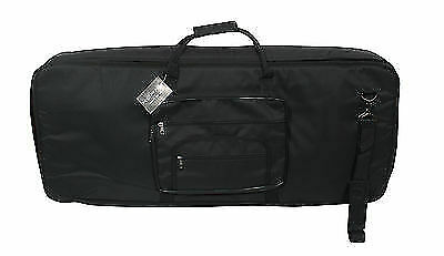 "XSPRO XKB-49 Keyboard Gig Bag (37"" x 15.5"" x 6"") 3 Accessory Compartments"