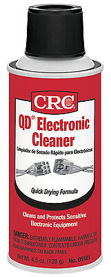 New CRC 05101 QD Electronic Cleaner - 4.5 Wt Oz. *