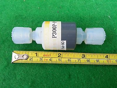 Surpass P300P-P Teflon Check Valve,USED
