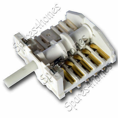 Genuine Delonghi Main Oven Cooker Selector Switch GDF603, GDF603.1ST, GDF603L