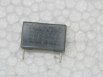 Resistance 22R 33R 47R 100R 22 or 47µF 470µH 1mH + Self LNK306GN + Cond.