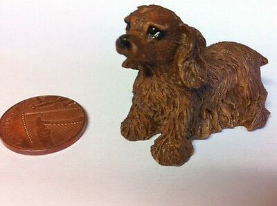 Dog 1 Dolls House Miniature Pets & Animals 1/12 scale