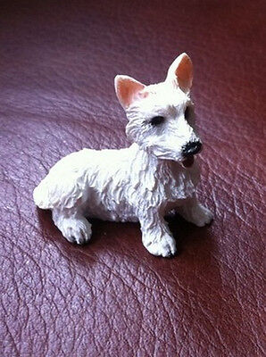 Dog 18 Westie Dolls House Miniature Pets & Animals 1/12 scale