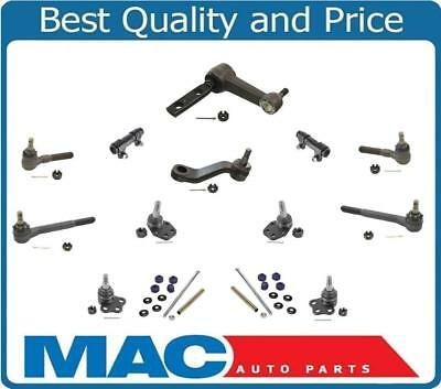 Idler Arm Pitman Arm Ball 14pc for Dodge Ram Pick Up 2500 00-02 Rear Wheel Drive