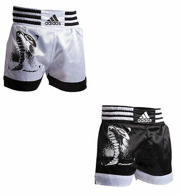 Adidas Cobra Mma Muay Thai Shorts Kickboxing Kick Boxing New Bagged & Tagged