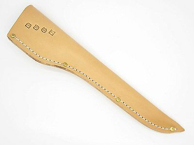 Vtg Buck 123 Lakemate Fillet Knife Leather Fixed Blade Sheath ~ 126 ~ Rare Nos