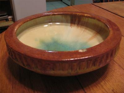 Fulper Pottery Bowl Nice