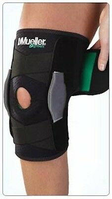 Mueller Green 86455 Adjustable Hinged Knee Brace OSFM