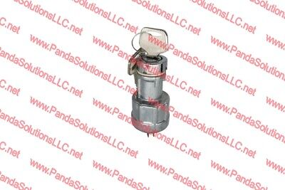 Toyota Forklift Truck Ignition Switch 57420-22000-71,57420-220001,57590-23332-71