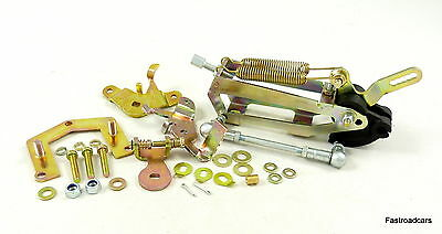 Weber Dcoe/sp Carb/carburettor Throttle Linkage Lp1000 Top Mount Single Cable