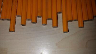 HB Pencils Quality Hexagonal Wood Pencil With Rubber Eraser Tip School Office