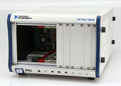 National Instruments NI PXIe-1062Q PXI-Express Chassis #8527