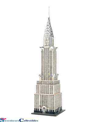 Department 56 Christmas In The City Chrysler Building