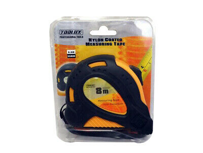 Wholesale Retractable Measuring Tape Measure Magnetic Hook 7.5M/25Ftx25mm
