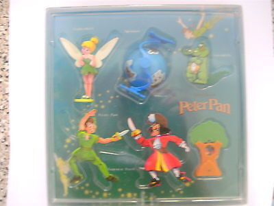 PETER PAN Figuren Diorama von Nestle RAR!!!