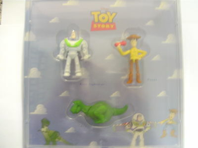 TOY STORY Figuren Diorama von Nestle RAR!!!