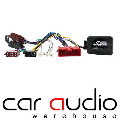 Mazda CX-9 2007 On PIONEER Car Stereo Radio Steering Wheel Interface Control