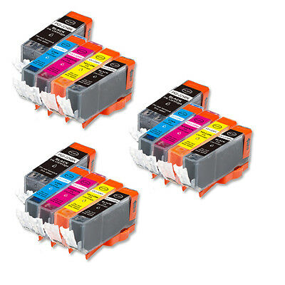 15 PK Ink Set Replacement for Canon PGI-225 CLI-226 MG5320 iP4920 MX882 MX892