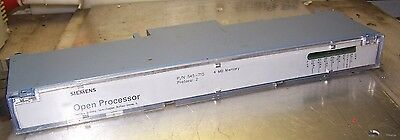 Siemens Landis & Gyr 545-715 4 Mb Memory Protocol 2 Open Processor For Apogee
