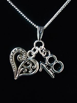 18Th Birthday Gift Necklace.various Charms.sterling Silver Chain Option.gift Box