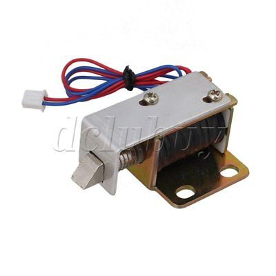 DC12V TFS-A12 Stable Electric Lock Assembly Solenoid Convenient Energy Saving