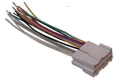 92-UP GM Radio Wiring Harness Adapter Wire Connector