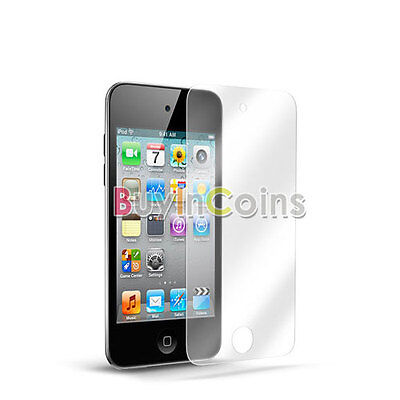LCD Screen  6 x Clear Protector Cover Shield for Apple iPod Touch  4G 4th Gen BA