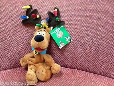 Warner Bros. Scooby-Doo Antlers Bean Bag Plush