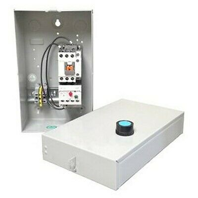 Wws20-480-120C 20 Hp, 480V, 3Ph New Worldwide Across-Line Magnetic Mtr Starter