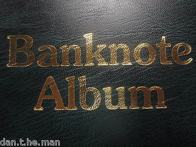 All Sleeves For Classic Banknote Albums - 1, 2, 3, & 4 Pocket Leaves
