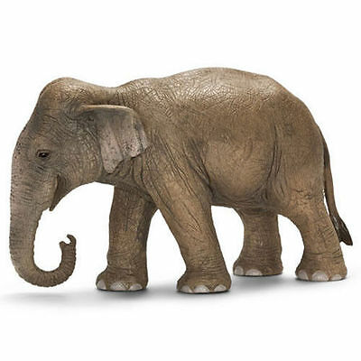 Schleich Asian Elephant Female #14654