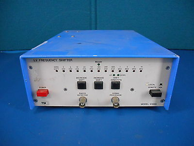TSI Model 9186A, LV Frequency Shifter