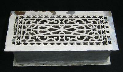 Vintage Through The Floor Register Ceiling Grille 3426-14