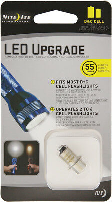 Nite Ize LED Upgrade Kit for 2-6 C/D Maglite Torch